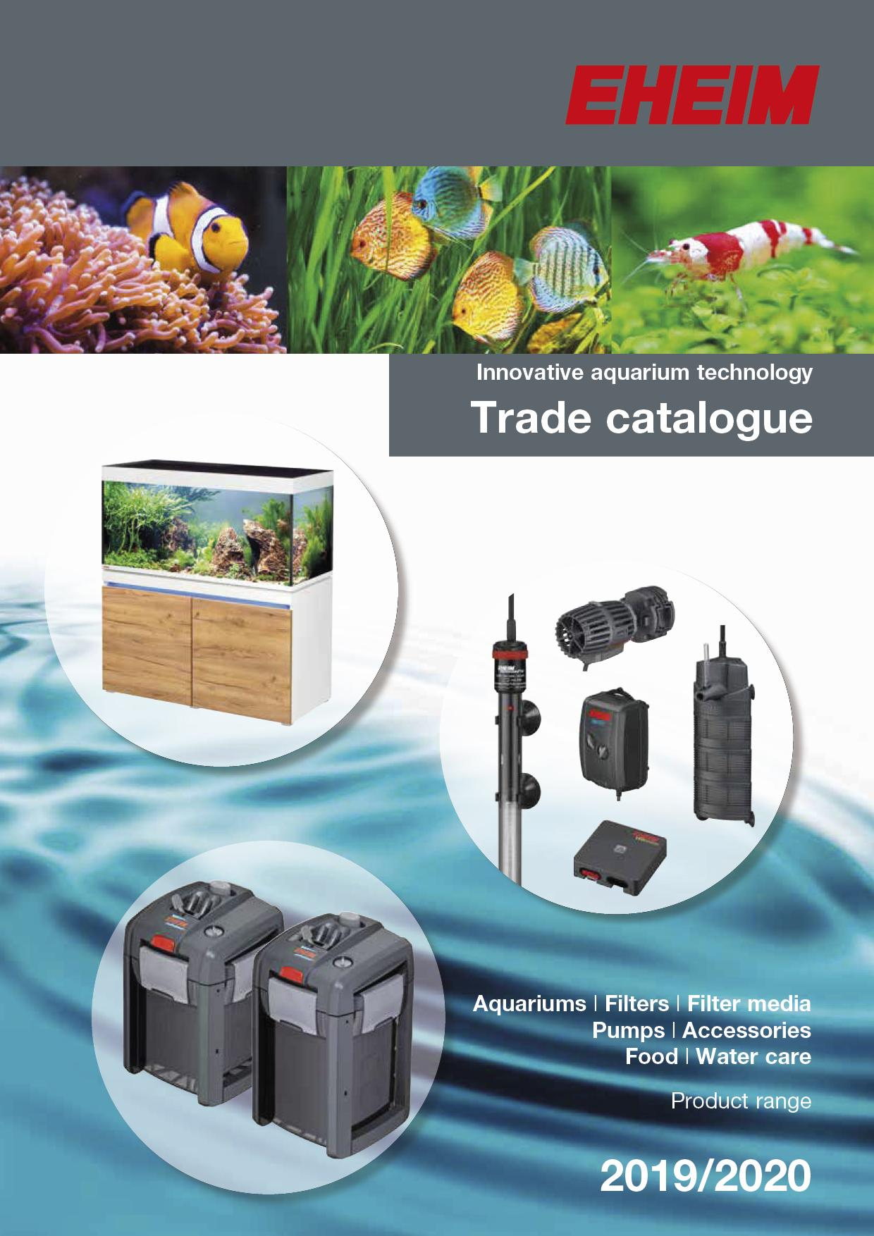 Eheim Trade Catalogue