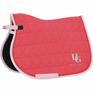 HEART SADDLEPAD