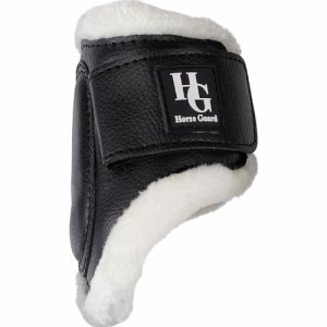 PROTECTION BOOTS W FUR HIND