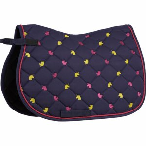 CHANEL SADDLE PAD