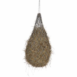 Hay net w/small holes