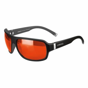 *Casco Sunglass SX-61-Polar Black/blue g