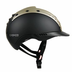 *CASCO Mistrall 2 Black/Olive Stucture M