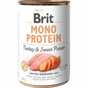 Brit Mono Protein Turkey & Sweet Potato