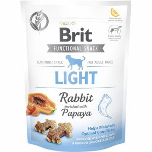 Care Functional Snack Light Rabbit