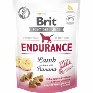 Care Functional Snack Endurance Lamb