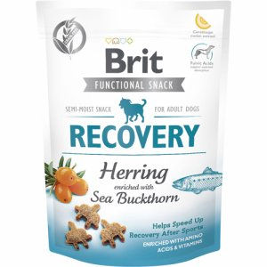 Care Functional Snack Recovery Herring