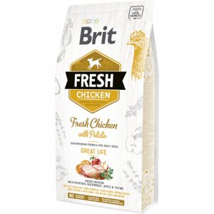 Brit Fresh Adult Great Life
