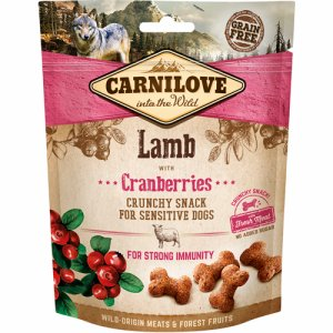 Carnilove Crunchy Snack Lam 200g