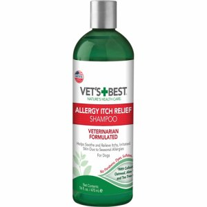 Vets Best kløeshampoo 470 ml