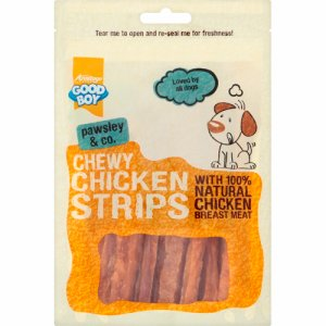 Chewy Chicken Strips 100 g
