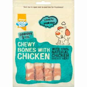 Chewy Bones with Chicken 80 g