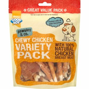 Chewy Chicken Variety Pack