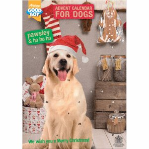 PAWSLEY DOG ADVENT