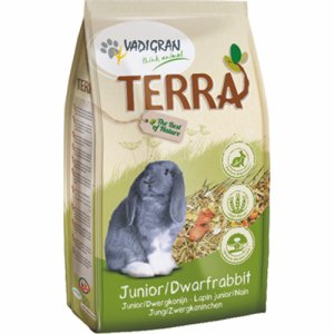 Terra Junior & Dværg kanin