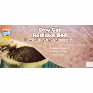 Cosy Cat Radiator Bed