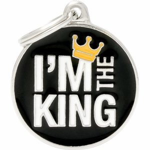 Tegn charms, I'm the king