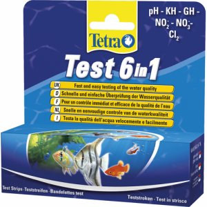 TetraTest 6in1