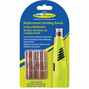 FURminator Refill Pack Sanding Bands for