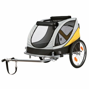 Bicycle trailer