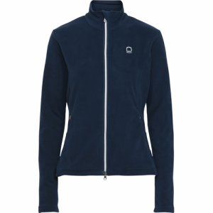 Alevo polar fleece zip jacket