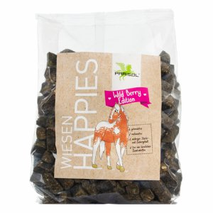 Happies Wild Berry