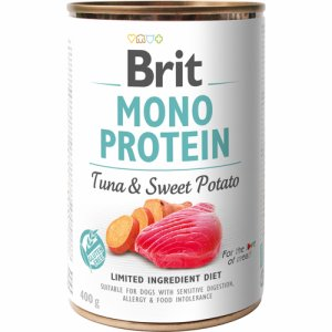 Mono Protein Tuna & Sweet Potato