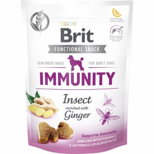 Care Functional Snack Immunity Insect