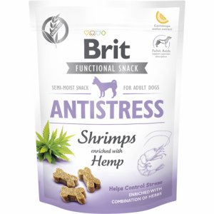 Care Functional Snack Antistress Shrimps