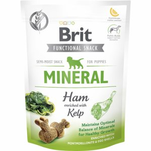 Care Functional Snack Mineral Ham f/Pupp