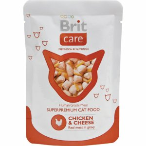 Care Chicken & Cheese Pouch