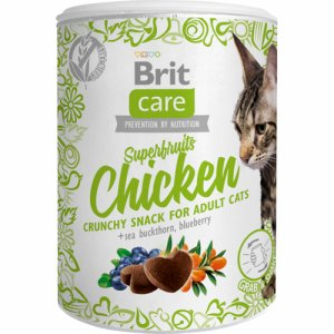 Care Snack Superfruits Chicken