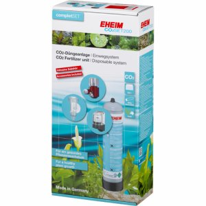 EHEIM CO2-SET200, disposable system 500g