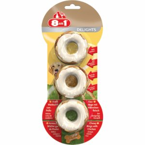 8in1 Delights Rings,