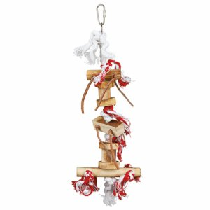 Wooden Toy on Rope
