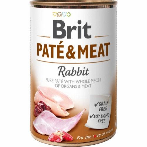 Paté & Meat Rabbit