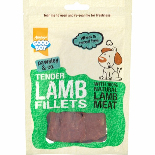 Tender Lamb Fillets