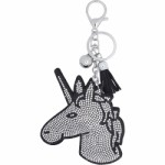 EQ Unicorn keyring