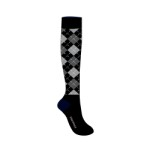 EQ Lax argyle socks