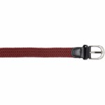 CERISE SMALL ELASTIC BELT