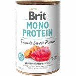 Brit Mono Protein Tuna & Sweet Potato 40