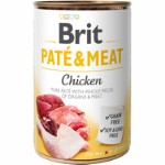 Brit Pate & Meat Chicken 400 g
