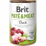 Brit Pate & Meat Duck 400 g