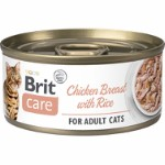 Care Cat Chicken Breast with Rice