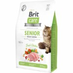 Brit Care Cat GF Senior Weight Control 2