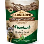 Carnilove Pouch Pate Pheasant with Raspb