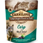 Carnilove Pouch Pate Carp with Black Car