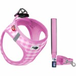 Vest Harness Air-Mesh pink-ternet 3XS &