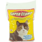 Super Clump kattegrus BP 15 kg