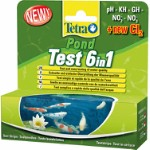 *Tetra Pond Test 6in1 25ST